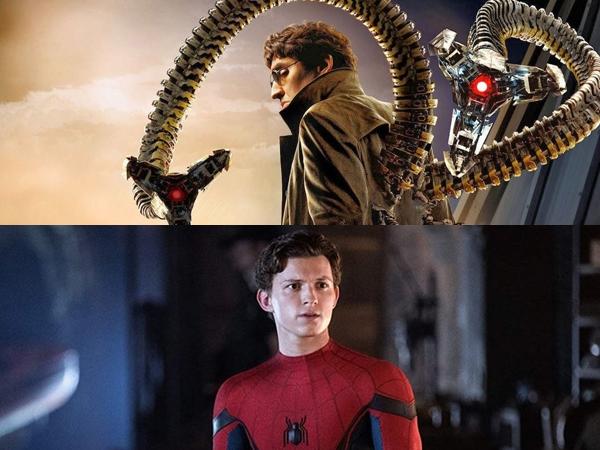 Alfred Molina 'Doctor Octopus' Dikabarkan Muncul di Film 'Spider-Man 3'