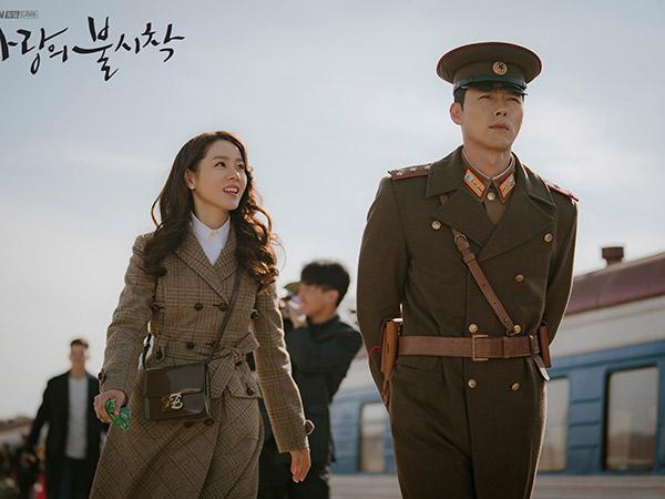 Youtuber Korut Sebut 'Crash Landing On You' Drama Terbaik yang Gambarkan Korea Utara