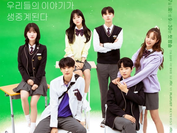 Segera Tayang, Pelajari Dulu Hubungan Para Karakter di Drama 'Live On'