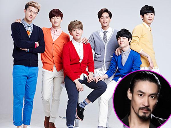 Duh, Shin Sung Woo Dibuat Bingung EXO-K Saat Bertemu?