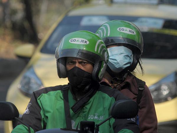 Transportasi Massal Masih Perlu Ditata, Jokowi Akan Cantumkan Ojek dan Taksi Online dalam UU