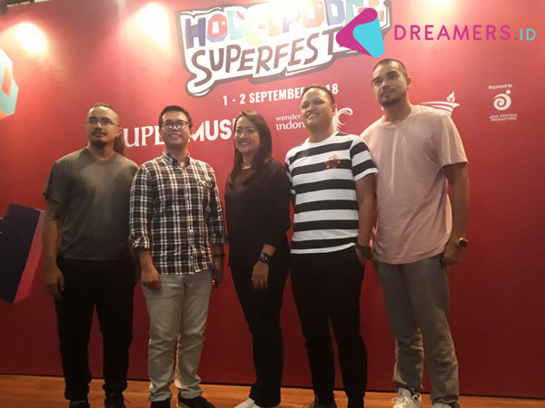 'Hodgepodge Superfest' Hadirkan Festival Multi-Genre Untuk Para Pecinta Musik