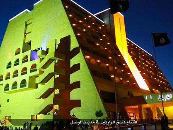Memiliki Aturan Ketat, ISIS Buka Hotel Bintang 5 Di Irak