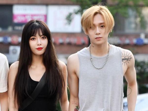 HyunA Mendadak Batalkan Jadwal Manggung, Masih Dampak Pacari E'Dawn?
