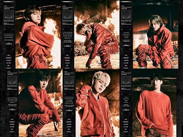 Album Baru iKON 'i DECIDE' Puncaki iTunes Dunia, Termasuk Indonesia!