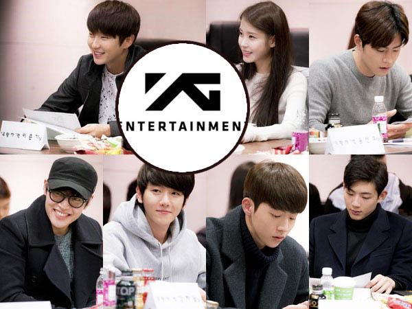 Perluas Bisnis, YG Entertainment Turut Tanamkan Saham Di Drama 'Moon Lovers'