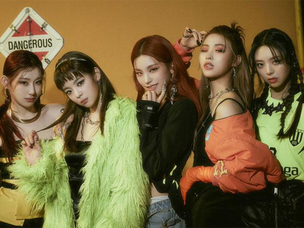 ITZY Pecahkan Rekor Angka Pemesanan Album dengan 'Guess Who'