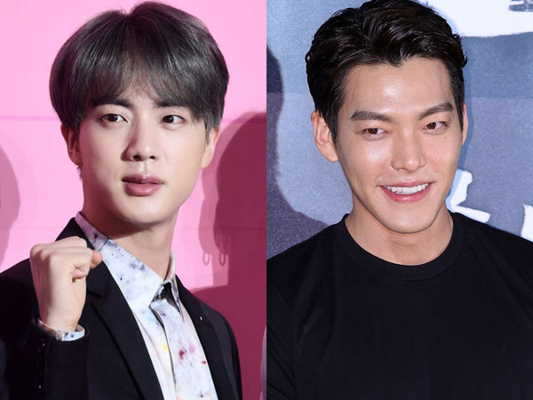 Pelatih Fisik Ungkap Pengalamannya Membentuk Bahu Lebar Jin BTS dan Kim Woo Bin