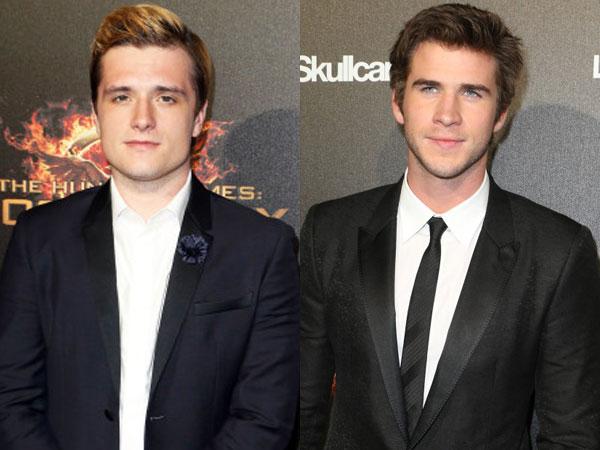 Akhiri Syuting Bersama, Gimana Komentar Dua Aktor Tampan 'The Hunger Games' Ini?