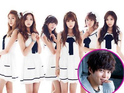 Joo Won: Aku Punya Seluruh Lagu A-Pink di Handphoneku