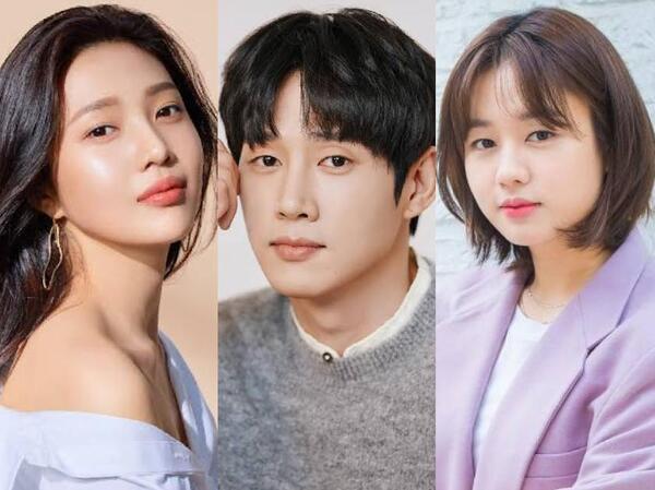 Joy, Ahn Eun Jin dan Park Sung Hoon Bintangi Drama Baru JTBC