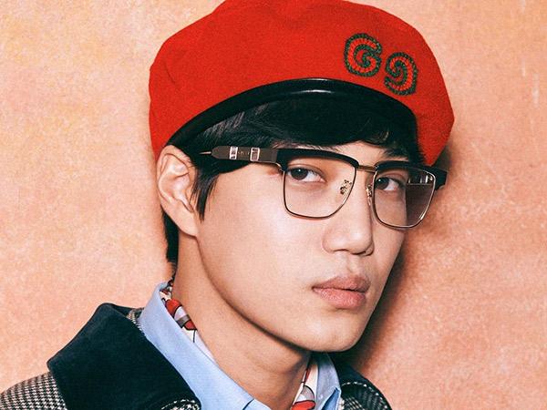 Kai EXO Jadi Brand Ambassador Global Pertama dari Korea untuk Gucci