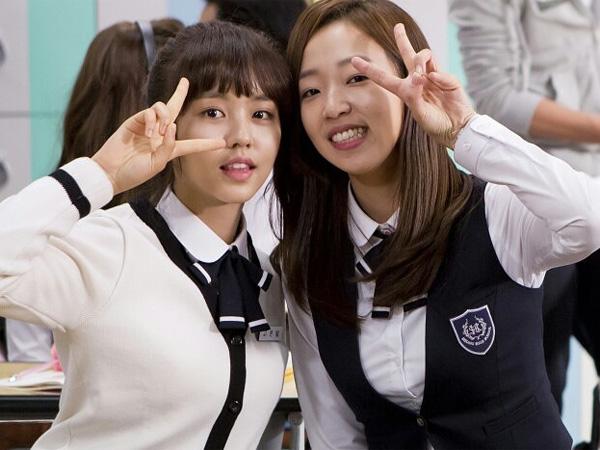 Jadi Lawan Main di 'School 2015', Jo Soo Hyang Puji Profesionalitas Kim So Hyun