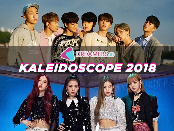 Paling Banyak Didengar, Inilah Deretan Lagu K-Pop Terpopuler di Tahun 2018