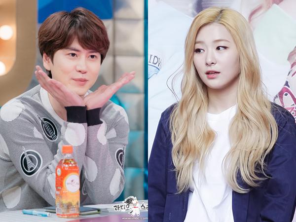 Kyuhyun Super Junior Kenalkan Seulgi Red Velvet Sebagai Wanita Idealnya di 'Radio Star'