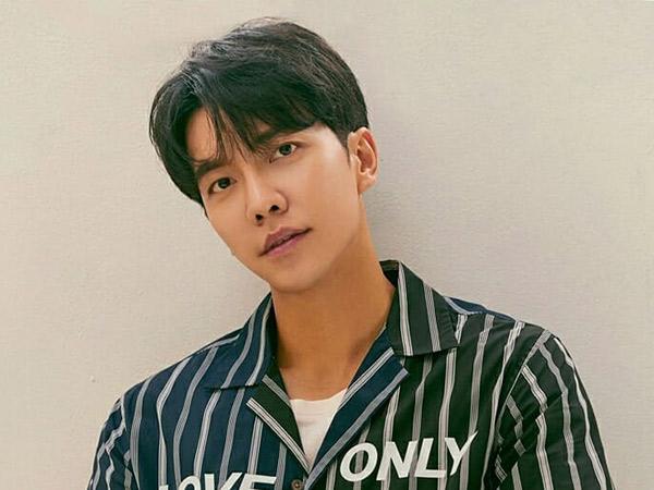 Fans Heboh Lee Seung Gi Upload Foto Makan Nasi Bungkus