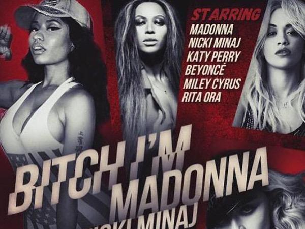Saingi Taylor Swift, Madonna Ajak Katy Perry Hingga Beyonce di MV Terbarunya!