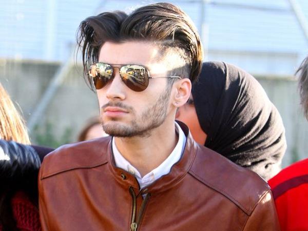 Resmi Hengkang dari One Direction, Zayn Malik Minta Maaf