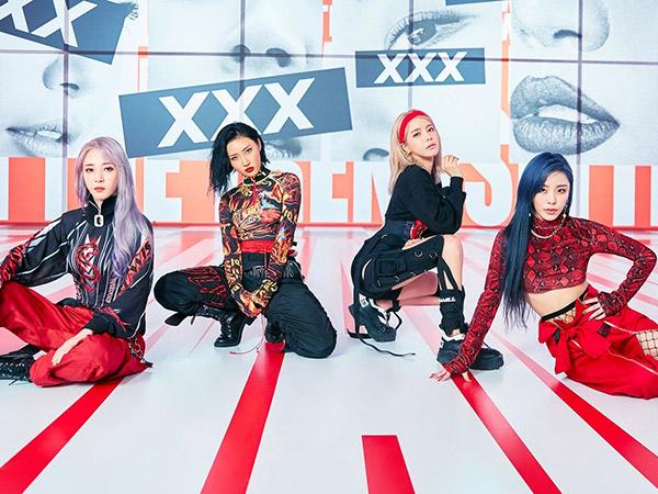Super Swag, MAMAMOO Unjuk 4 Kepribadian Berbeda di MV Comeback 'HIP'
