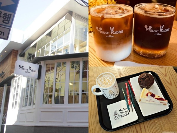Nongkrong di Mouse Rabbit Coffee Punya Yesung Super Junior, Yuk