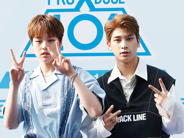 Nam Dohyon dan Lee Hangyul Minta Maaf ke Fans Usai X1 Bubar
