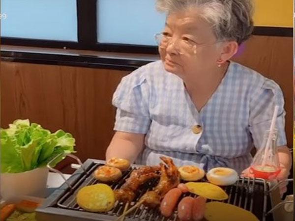 Rahasia Panjang Umur Nenek 83 Tahun, Makan Pizza dan Minum Boba?