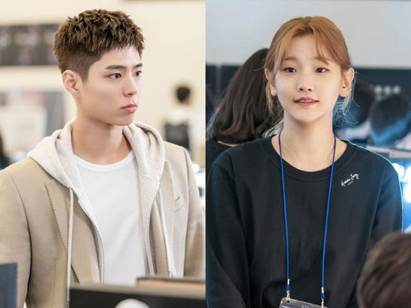 Momen Pertemuan Pertama Park Bo Gum dan Park So Dam di Drama 'Record of Youth'