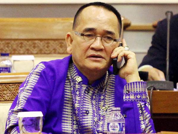 Respon Ruhut Sitompul Soal Kisruhnya Kasus Sebutan 'Anak PKI' yang Menyeret Dilontarkannya