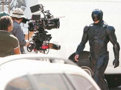 Wow, Film Robocop Kini Punya Kostum Baru