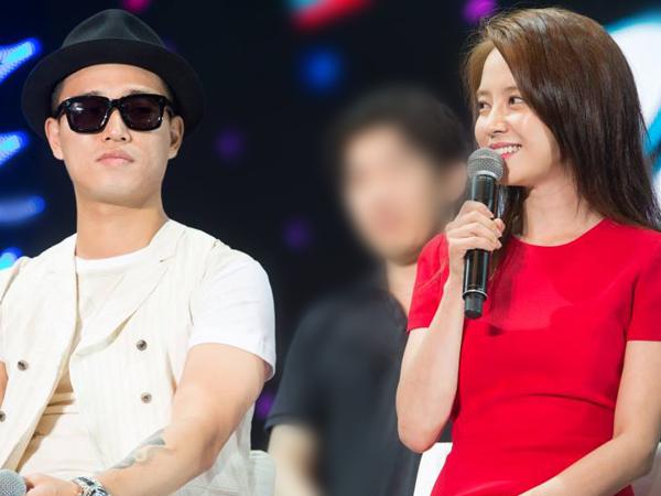 Kang Gary Berniat Tetap TTM-an Dengan Song Ji Hyo Meski Telah Menikah?