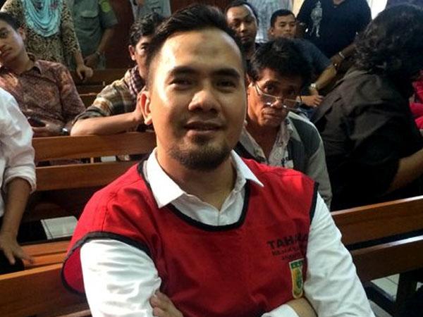 Jelang Putusan Hakim, Saipul Jamil Optimis Akan Bebas dari Jeratan Hukum