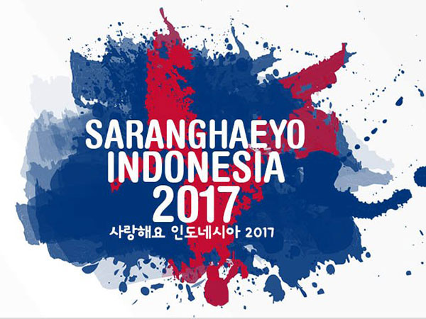 Promotor Umumkan Harga 'Tiket Murah' Terbatas Untuk 'Saranghaeyo Indonesia 2017'!
