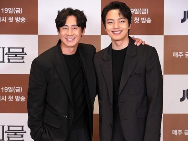 Bertemu 16 Tahun Lalu, Ini Kesan Yeo Jin Goo Main Drama Bareng Shin Ha Kyun Setelah Dewasa