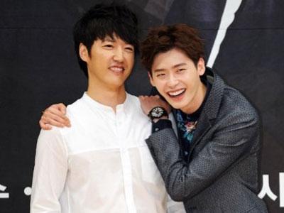 Yoon Sang Hyun Kesal Dengan Lee Jong Suk Saat Syuting Secret Garden
