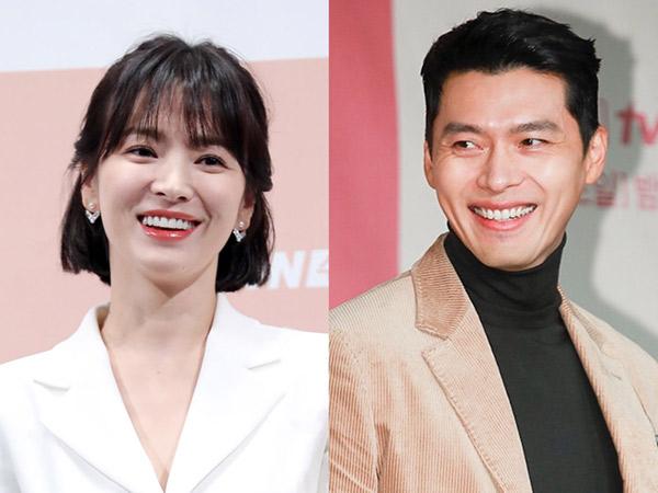 Song Hye Kyo dan Hyun Bin Dirumorkan Pacaran Lagi, Apa Kata Agensi?