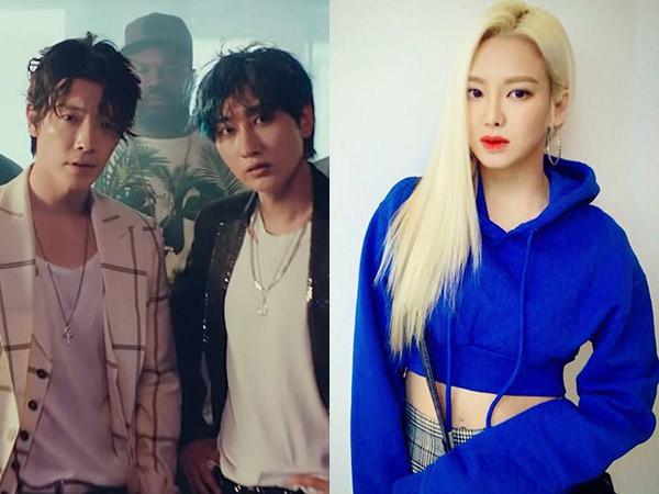 Super Junior D&E Serta Hyoyeon SNSD Siap Ramaikan Acara Ulang Tahun Grup Stasiun TV Indonesia