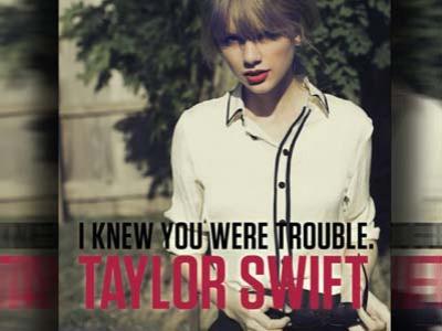 Taylor Swift Patah Hati Pada Lagu I Knew You Were Trouble