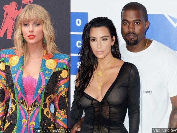 Taylor Swift Sebut Kanye West Bermuka Dua, Kim Kardashian: Dia Hanya Iri