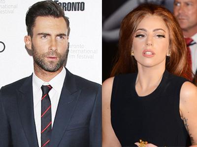 Adam Levine dan Lady Gaga Bersitegang di Twitter?