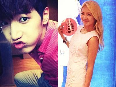 Sudah Follow Akun Instagram 10 Idola K-Pop Ini? (Part 2)