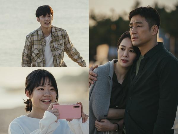 Ji Jin Hee dan Kim Hyun Joo Tampilkan Keluarga Harmonis di Drama 'Undercover'