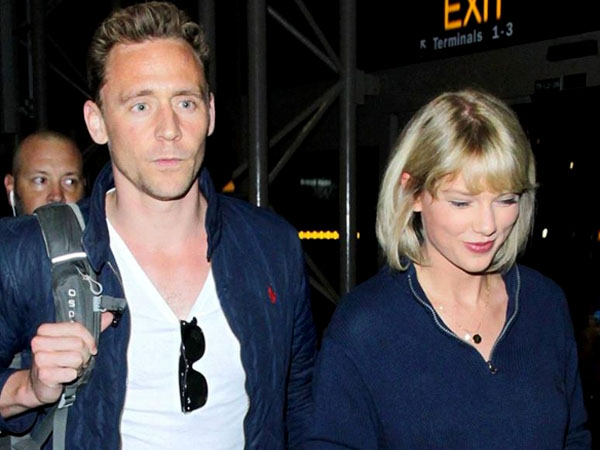 Makin Serius, Taylor Swift Sudah Dilamar Tom Hiddleston?