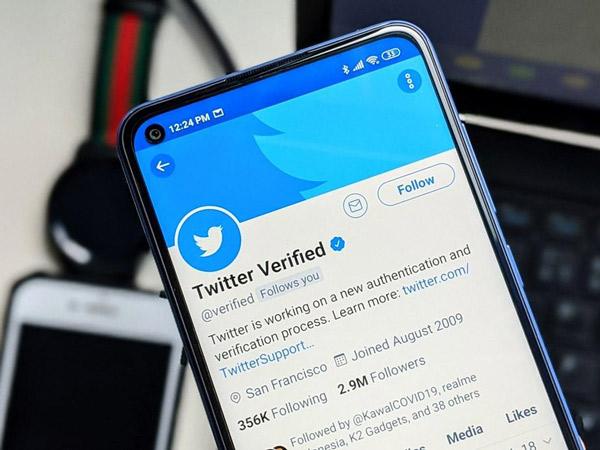 Tahun 2021, Pengguna Twitter Bisa Ajukan Verifikasi Mandiri