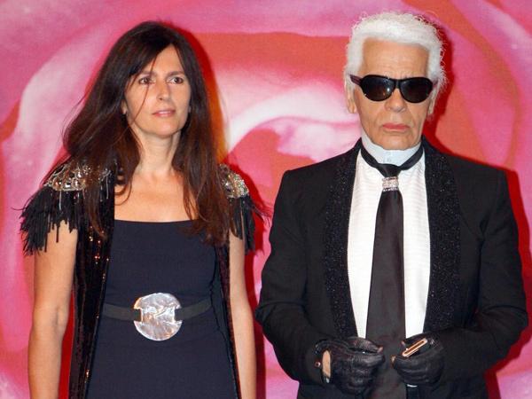 Mengenal Sosok Virginie Viard, Pengganti Karl Lagerfeld di Chanel