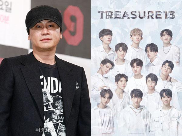 Yang Hyun Suk Ungkap Perbedaan Besar Treasure 13 dengan Grup YG Entertainment Lainnya