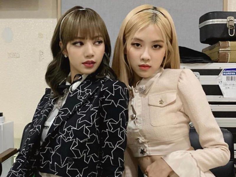 Kata Agensi Soal Persiapan Debut Solo Lisa dan Rose BLACKPINK