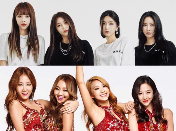 Brave Girls Ungkap Lagu Hits 'Alone' Awalnya Bukan untuk SISTAR