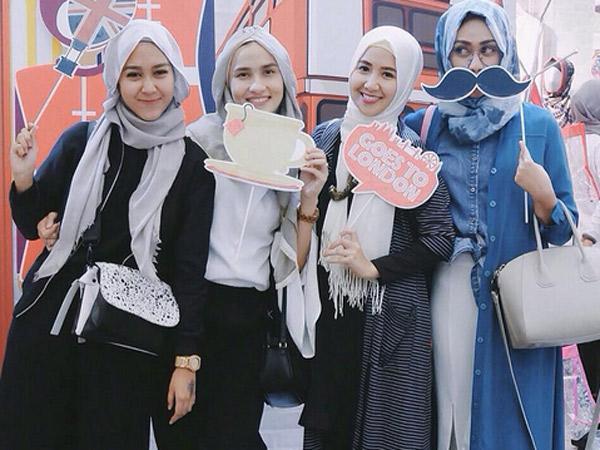 Tips Pilih Hijab Sesuai Kepribadian untuk Tingkatkan Kepercayaan Diri!