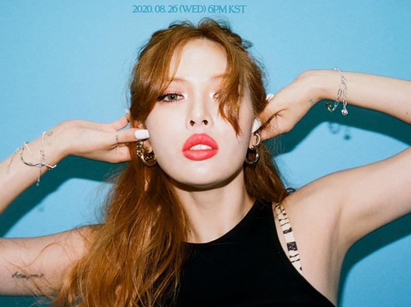 Sakit, HyunA Tunda Perilisan Album Baru
