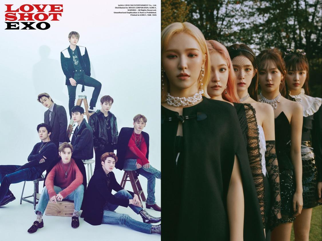 Produser Ini Bocorkan Lagu Demo untuk EXO dan Red Velvet